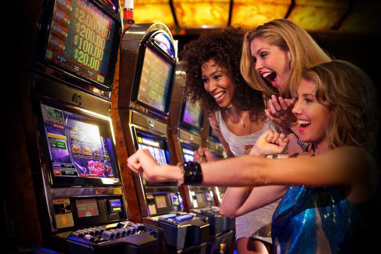 How fun to play a slot machine
